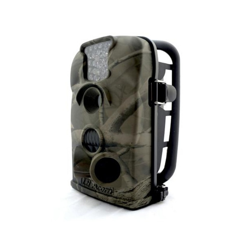 Wireless outdoor camouflage GSM monitoring camera