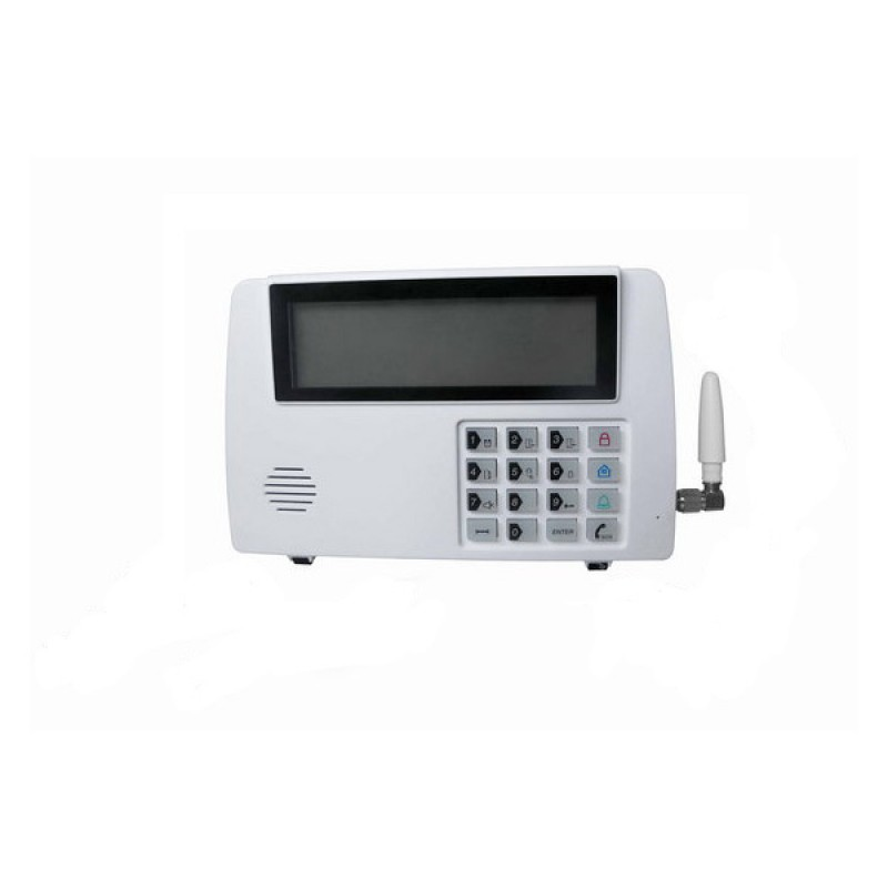 Home monitoring GSM security system