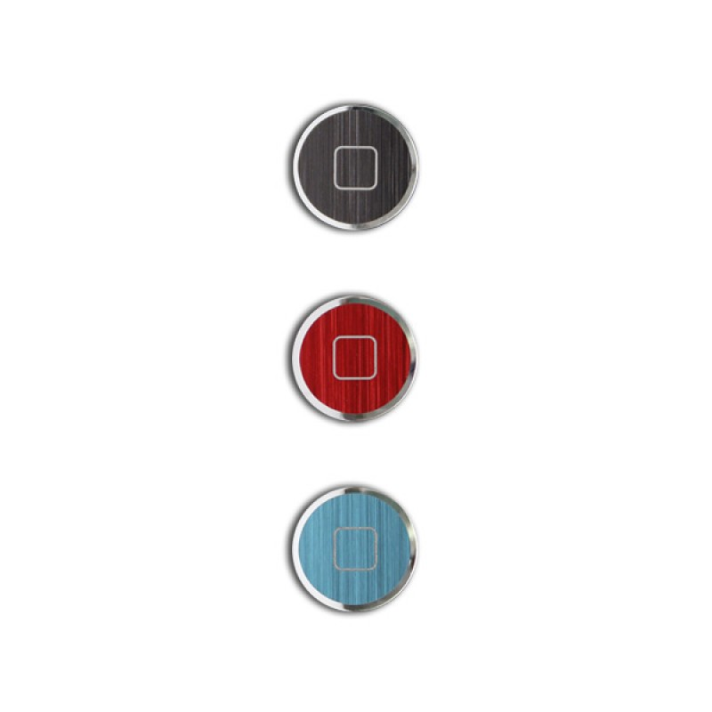 Bouton Home pour iPhone et iPad - Alloy X Home Color