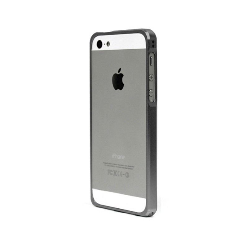 Bumper de protection pour iPhone SE, 5 et 5S - Patchworks Alloy X Titan