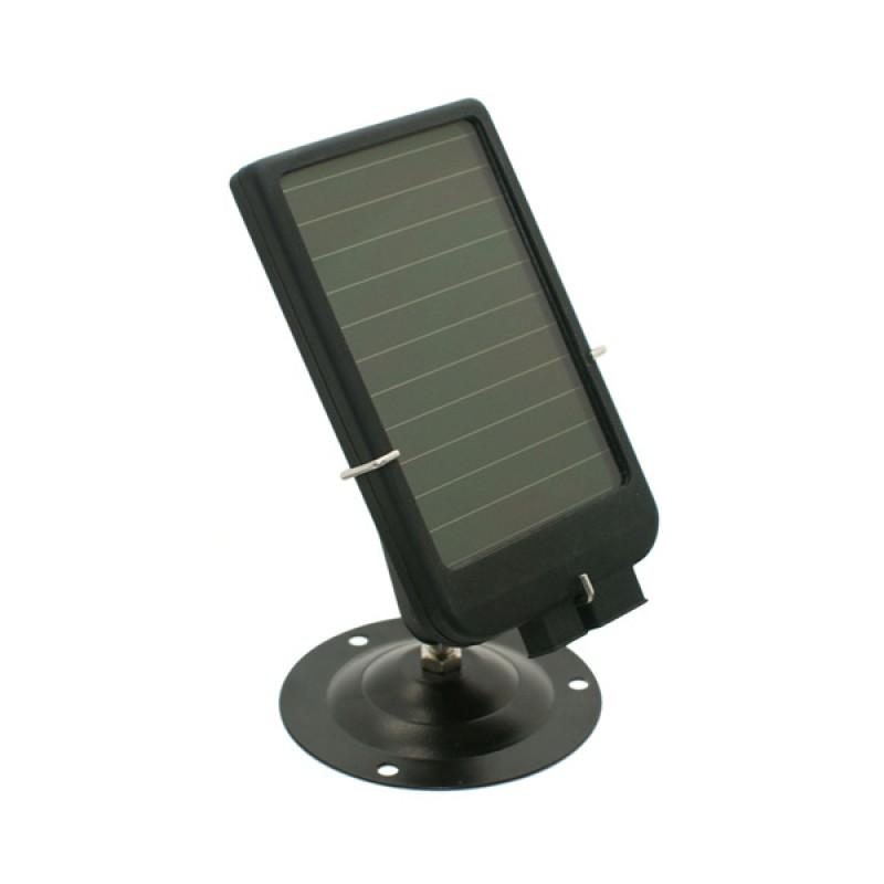 Chargeur solaire pour caméra GSM HD extérieure sans fil