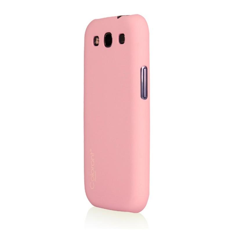 Coque de protection pour Galaxy S3 - Pastel Snap Case Pink