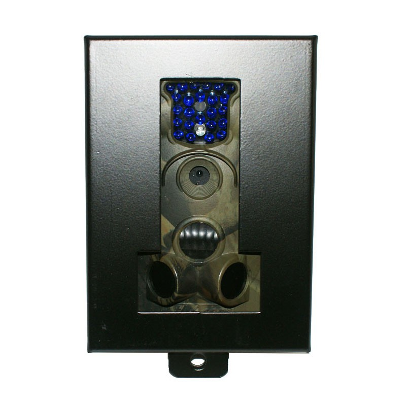 Security box for wireless outdoor HD GSM monitoring camera