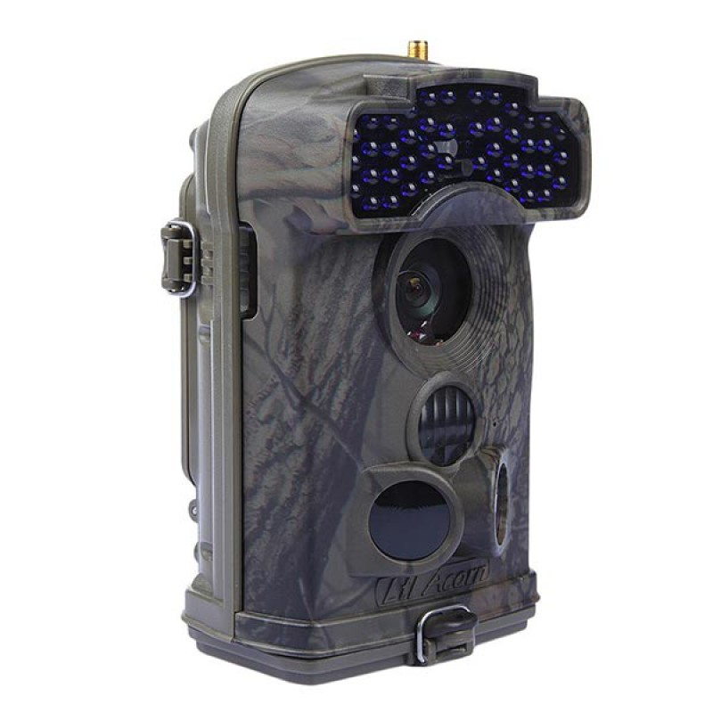 Wireless 3G / GSM monitoring camera - outdoor camouflage
