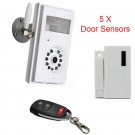 GSM Security camera 3G wireless with door sensor
