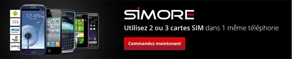Partenaire SIMore